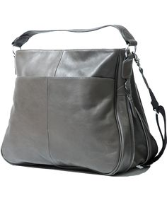 PacaPod | Sydney Charcoal, Designer Baby Changing Bag