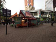 Paviljoen beurs, Rotterdam