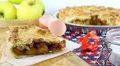 Apple Pie - Tarte aux Pommes à l\'Américaine {Bataille Food#38}