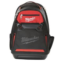 Milwaukee Tool bags are great, but for some, backpacks are better. Keep your tools organized and stored in this easy-to-carry Jobsite Backpack Tool Bag Backpack, Jansport Backpack, Belt Storage, Easy Storage, Milwaukee Tools, Backpacks For Sale, Tool Organization, Organizing Tools, Tools And Equipment