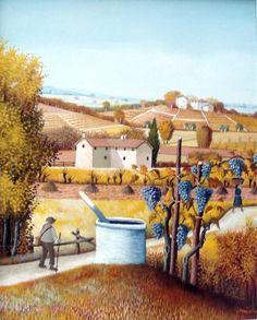 Maiolo Francesco (1940 - 2013 ) dipinti