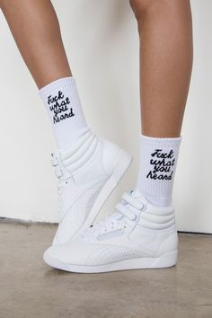 Cool Socks: 40s and Shorties, Rihanna x Stance   StyleCaster
