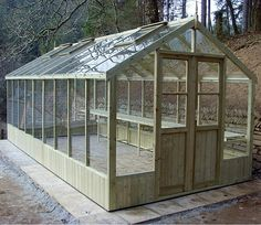 Image shared by Greenhouse Stores. Find images and videos about wooden greenhouse and swallow raven greenhouse on We Heart It - the app to get lost in what you love. Diy Greenhouse Plans, Backyard Greenhouse, Pallet Greenhouse, Homemade Greenhouse, Cheap Greenhouse, Mini Greenhouse, Traditional Greenhouses, Contemporary Greenhouses, Wooden Greenhouses