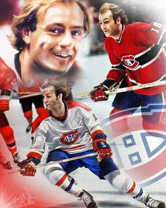 Guy Lafleur Montreal Canadiens, Mtl Canadiens, Hockey Teams, Ice Hockey, Hockey Highlights, St Louis Blues, Vancouver Canucks, National Hockey League, Great Team