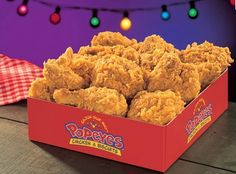 popeyes fried chicken recipe featured on desktopcookbook ingredients for this popeyes fried chicken recipe include 3 cups self rising flour - Popeyes Louisiana Kitchen Spicy Chicken Breast