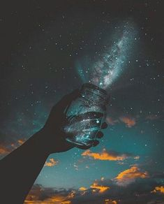 Find images and videos about beautiful, blue and wallpaper on we heart it - the app to get lost in what you love. Galaxy Wallpaper, Wallpaper Backgrounds, Nature Wallpaper, Moon And Stars Wallpaper, Star Wallpaper, Wallpaper Desktop, Belle Photo, Night Skies, Pretty Pictures