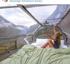 SkyLodge Adventure Suites in Peru