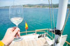 Bluscus, el turismo marinero más riquiño en las Rías Baixas