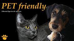 """Librería """"Pet friendly"""""""