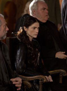 Janet Montgomery in Salem (2014)