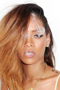 Rihanna by Terry Richardson for Rolling Stones Magazine