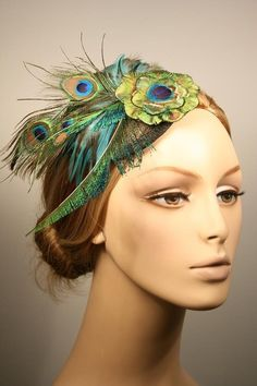 Peacocks...don't know why in a million years I'd need or wear it but it's so pretty!
