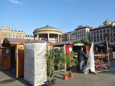 Adoquines y Losetas.: Feria de Navidad