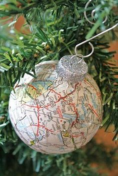 Ornament for where u have traveled