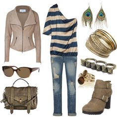 Classy Casual, created by jaclyn-brooker-hammond.polyvore.com