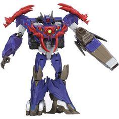 Transformers Prime Beast Hunters Voyager Class Shockwave Figure