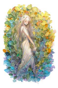 Spring by prema-ja.deviantart.com on @deviantART