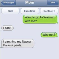 Walmart people ;-)
