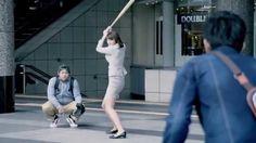 Funny Baseball Commercial   Toyota G's Baseball Party