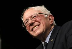 """After Donald Trump took to social media to threaten to dispatch his supporters to flood the rallies of Bernie Sanders, the Vermont senator was quick to respond in kind. """"Send them,"""" he said. """"They deserve to see what a real honest politician sounds like."""" http://www.independent.co.uk/news/world/americas/us-elections/bernie-sanders-says-donald-trump-is-a-pathological-liar-a6930281.html"""