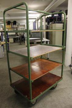 Transportwagen Werkstattwagen Industriewagen Wagen Werkstatt