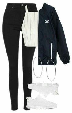 38 Sports Outfits for Girls who Love Exercise sports outfits, simple outfits, bo. - 38 Sports Outfits for Girls who Love Exercise sports outfits, simple outfits, bo… - Sneakers Fashion Outfits, Teen Fashion Outfits, Swag Outfits, Mode Outfits, Cute Casual Outfits, Simple Outfits, Sport Outfits, Stylish Outfits, Girl Outfits