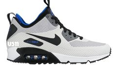 Nike Air Max 90 Mid SneakerBoot (Autumn/Winter 2015)