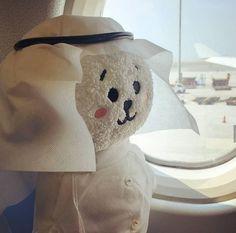 RJ is ready for Saudi Arabia! Strapped in & ready to go! Cute Love Memes, Bts Reactions, Little Bit, Bts Concert, Kpop Merch, Mood Pics, Bts Jin, Foto Bts, Bts Boys