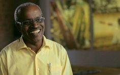 A convite, arquiteto baiano  fez exame genético e foi até o Camarões para conhecer seus ancestrais