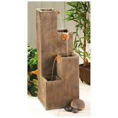 Fountain Idea Fun