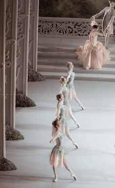 Artists of the Mikhailovsky Ballet The Sleeping Beauty Photography: © Nikolay Krusser ...