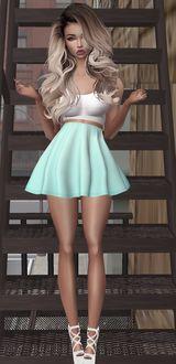 IMVU:mikailafayejohbo -Model -Queen Jayla