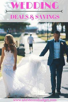 Wedding Deals And Savings Cur As Of December 2017 Rustic Favors Cute