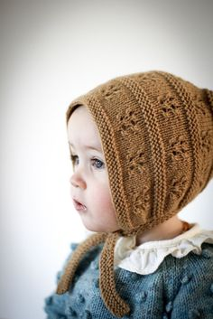 Trendy Knitting For Kids Hats Ideas Baby Knitting Patterns, Crochet Cat Pattern, Granny Square Crochet Pattern, Mittens Pattern, Crochet Flower Patterns, Knitting For Kids, Knitting Projects, Baby Girl Hats, Girl With Hat