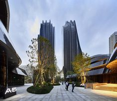 Gallery of Chaoyang Park Plaza / MAD Architects - 3