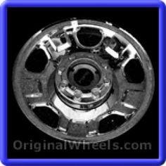 Ford Trucks 2005 Wheels & Rims Hollander #3602  #FordTrucks #Ford #Trucks #F100 #F150 #F250 #F350 #2005 #Wheels #Rims #Stock #Factory #Original #OEM #OE #Steel #Alloy #Used