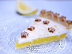 "& # The & # Lemon Meringue Pie: Recipe from ""The & # lemon meringue pie Tart Recipes, Sweet Recipes, Dessert Recipes, Cooking Recipes, Lemon Meringue Pie, Lemon Desserts, Cata, Cheesecake, Food And Drink"