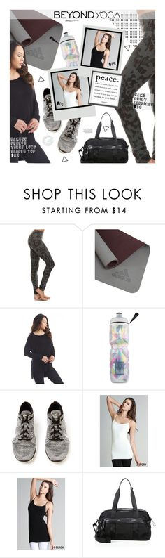 """""""Beyond Yoga is Style"""" by seaside-boutique ❤ liked on Polyvore featuring adidas, Victoria's Secret, NIKE, Beyond Yoga and Rebecca Minkoff"""