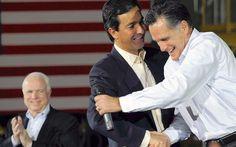 60. #prezpix #prezpixmr election 2012 candidate:Mitt Romney publication: Los Angeles Times LA Times photographer: Brian Blanco European Pressphoto Agency publication date: 3/15/12