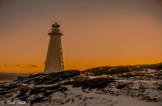 Photograph Mourning Light at the Lighthouse 2 by Gord Follett on 500px