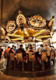 Carousel Bar Hotel Monteleone NOLA. Love this place. Stayed in the hotel and drank at the bar. Would love to go back.