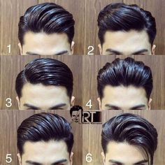 """16.4k Likes, 388 Comments - Best Men's Hairstyles and Cuts (@menshairs) on Instagram: """"@sorankhosravii - Which one?! …"""""""
