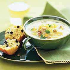 This delicious, low-sodium corn chowder is great with or without the sausage. | health.com