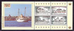 DENMARK 1988 stamps Danish Art Paintings um (NH) mint • AUD 6.37 ...