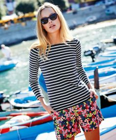 NYC Recessionista: FIRST LOOK: Boden Spring 2014 - Al Fresco collection