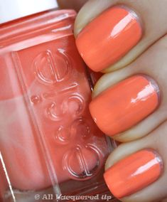 Haute As Hello by Essie #nailpolish