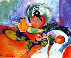 Cucumbers Henri Matisse - 1905-1906