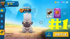 Game Zooba: tựa game online mới đẳng cấp không thể bỏ qua. Zoo Online, Minecraft Beads, 2 Unlimited, Online Battle, Free Gems, Game App, Clash Of Clans, Fun Games, Minions
