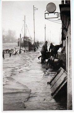 Rostock - Warnemünde, 1954
