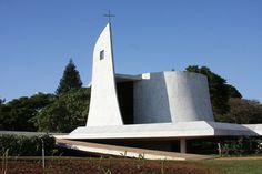 Palácio da Alvorada (Brasília - 1958) | Oscar Niemeyer